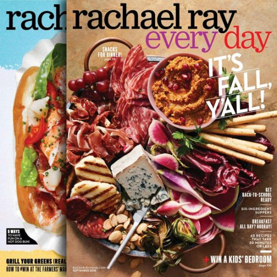 80% Off Rachael Ray Every Day Magazine