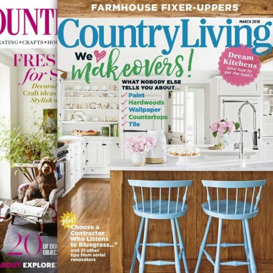 80% Off Country Living Magazine 1-Year Auto-Renewal