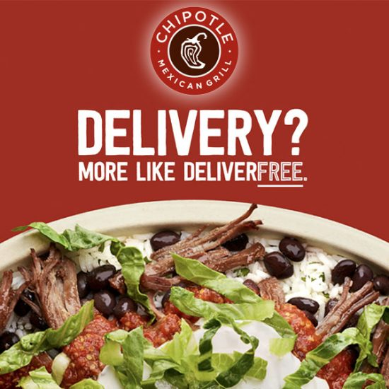 Free Delivery on Orders of $10+