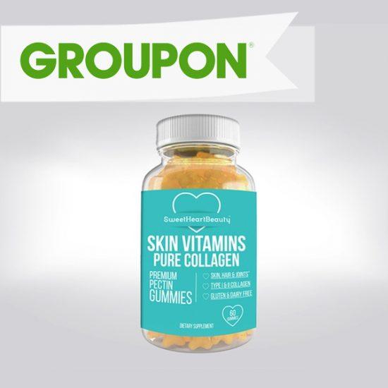 52% Off Pure Collagen Vitamin Gummies
