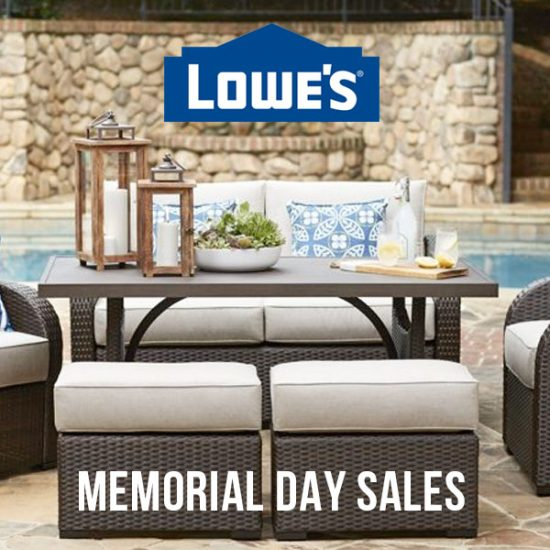 Memorial Day Savings On Outdoor Living Tools More Senior S Club