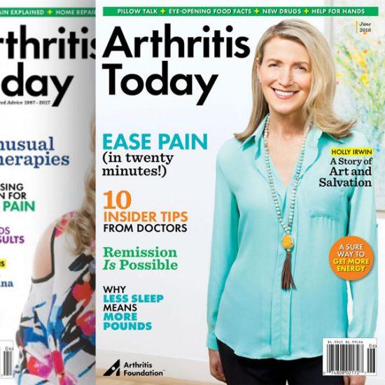FREE 1-Year Subscription to Arthritis Today Magazine Senior