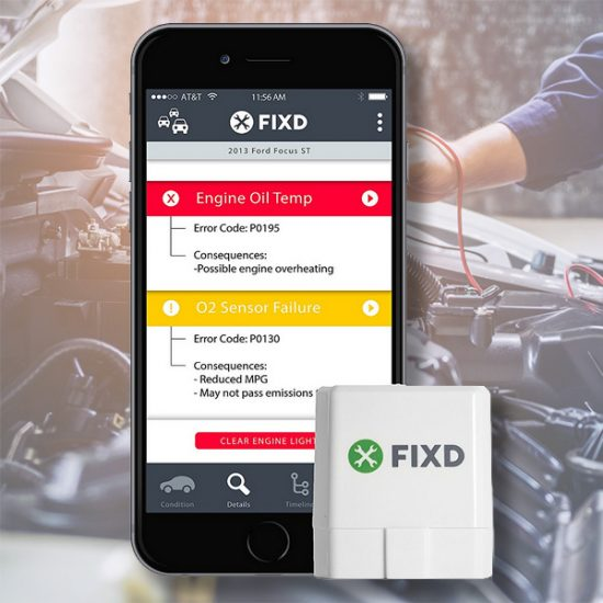 Buy 1, Get 1 50% Off FIXD Car Health Maintenance Monitor