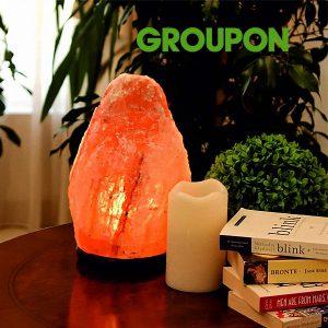 Up to 56% Off Natural Crystal Himalayan Rock Salt Lamps