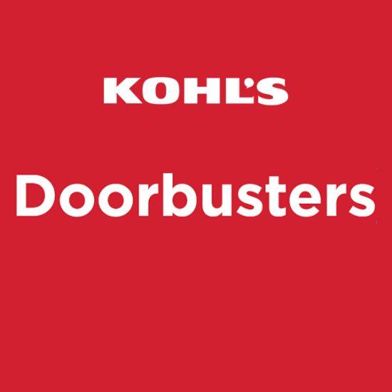 Doorbusters + Up to 20% Off w/ Code