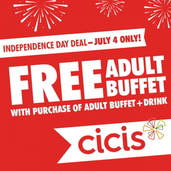 Wondrous Buy 1 Get 1 Free Adult Buffet 07 04 Only Senior Discounts Club Home Interior And Landscaping Ponolsignezvosmurscom