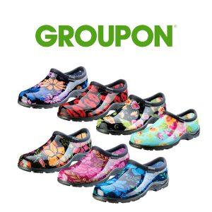 7% Off Sloggers Floral Women's Waterproof Garden Shoes
