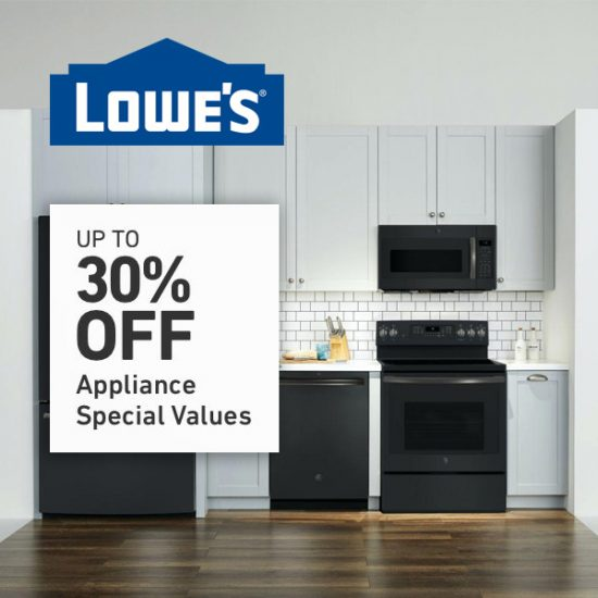 Up to 30% Off Kitchen Appliances + Free Next-Day Delivery Senior ...