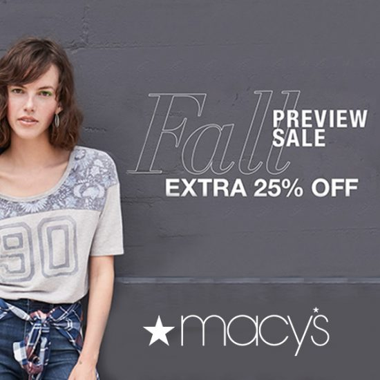 6939381fa3d5 25% Off Fall Preview Sale Senior Discounts Club
