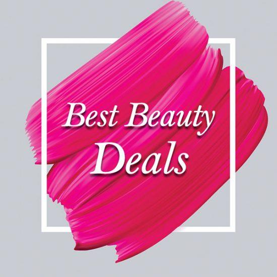 This Week's Best Beauty Deals: Freebies, Beauty Boxes, 50% Off & More