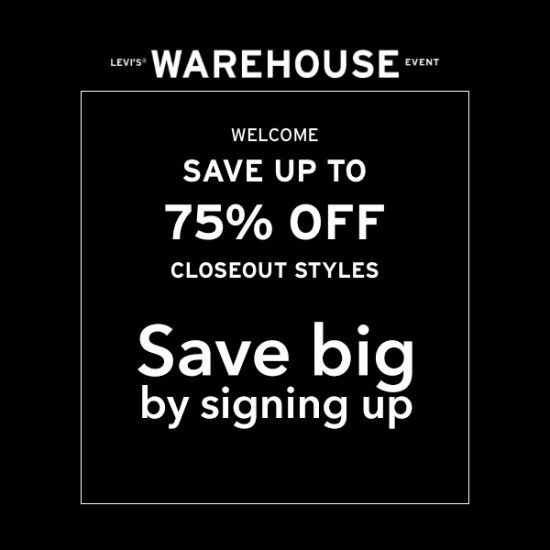 Limited-Time Only: Up to 75% Off Closeout Styles