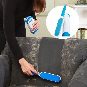 61% OffSelf-Cleaning Pet Hair and Lint Fuzz Remover Brush