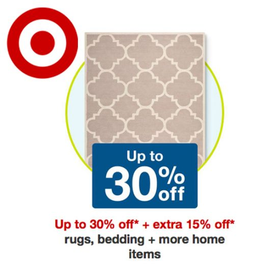 Labor Day Sale Up To 30 Off Extra 15 Off Rugs Bedding More
