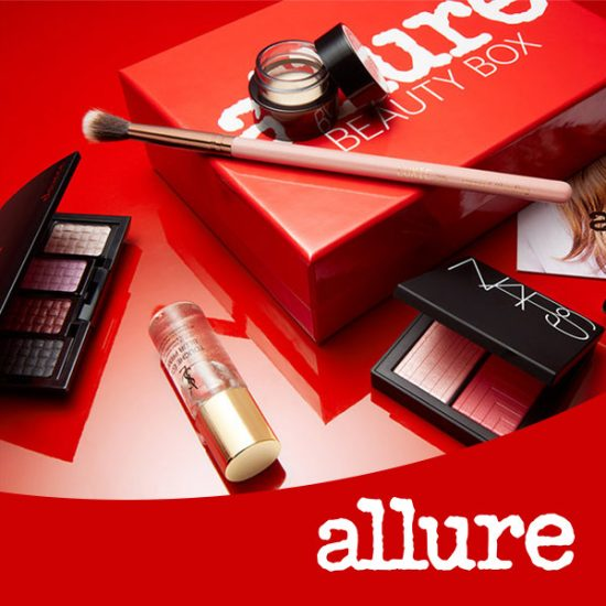 $10 Allure Beauty Box ($82 Value)