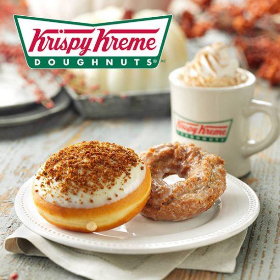 9/29: Free Krispy Kreme Coffee & Donut