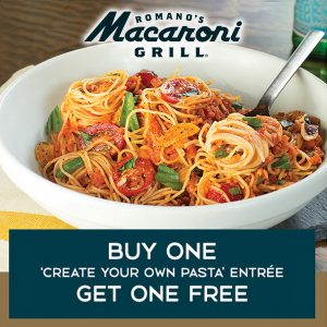 Mac Monday: Buy 1, Get 1 Free Penne Rustica