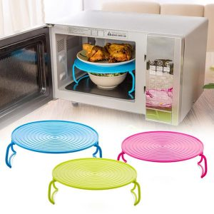 63% Off Multifunctional Double Layer Tray for Microwave Heating