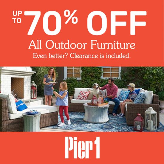 Up To 70% Off All Outdoor Furniture (Clearance Included) Senior Discounts  Club