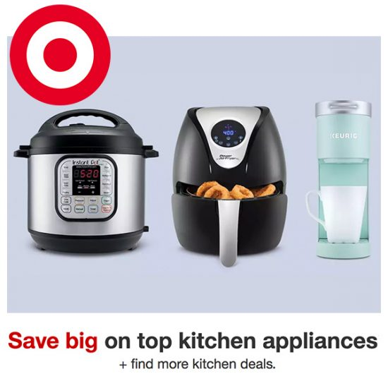 Great Deals on Top Kitchen Appliances Senior Discounts Club