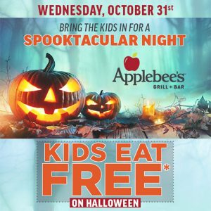 free kids meal on halloween 5 off 25