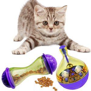 55% Off Interactive Cat Feeder Toy