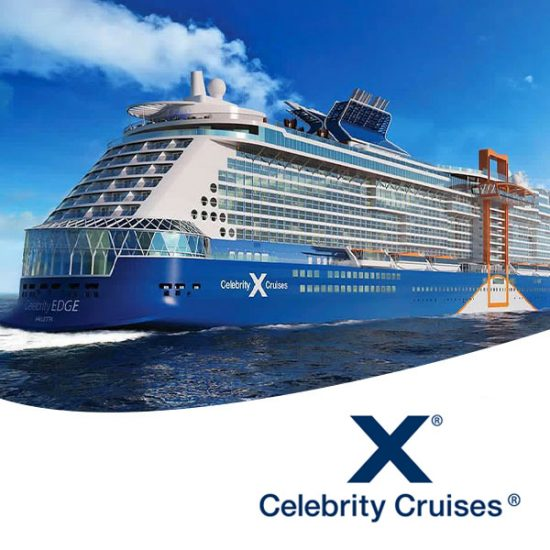 Up to $150 Onboard Credit on Celebrity Edge