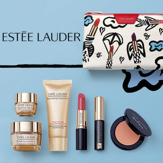 Free Cosmetics Gift Bag w/ $45 Purchase