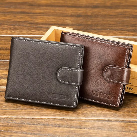 57% Off High-Quality Leather Wallet for Men