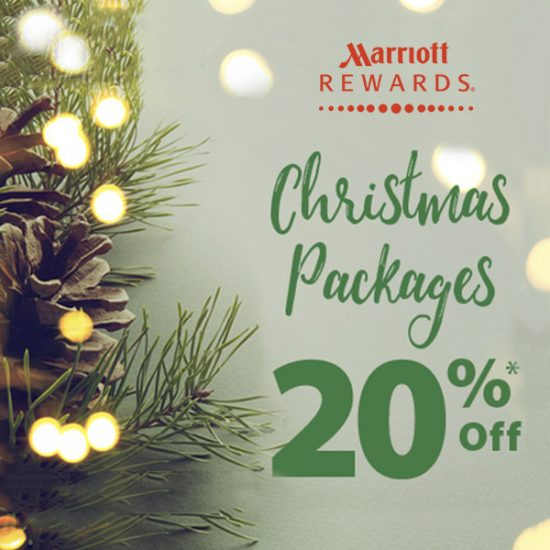 20% Off Your Christmas Vacation