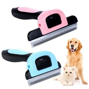 55% Off Detachable Deshedding Pet Hair Comb