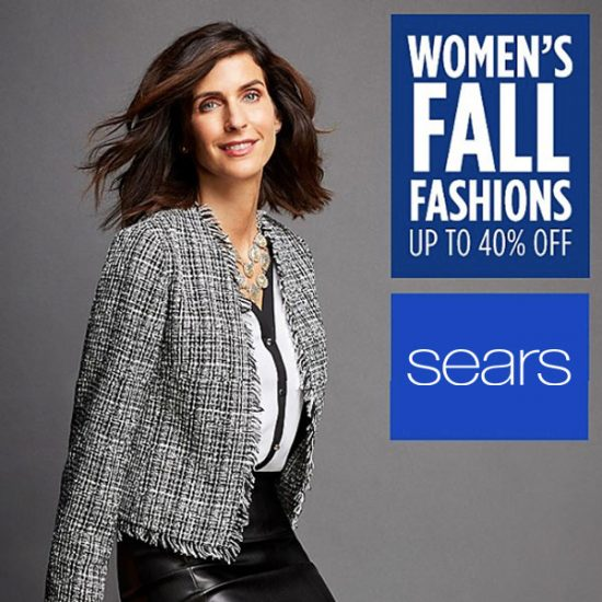 Up to 40% Off Women's Fall Fashion
