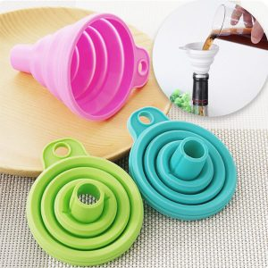 69% Off Foldable Silicone Funnel
