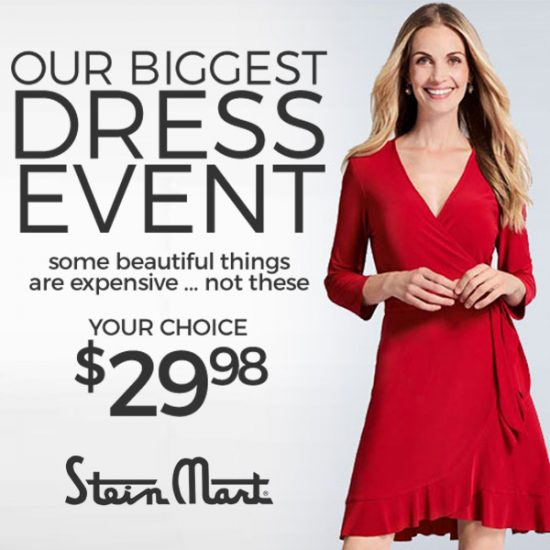 7f89071652aa Biggest Dress Event: Dresses for ONLY $29.98 Senior Discounts Club