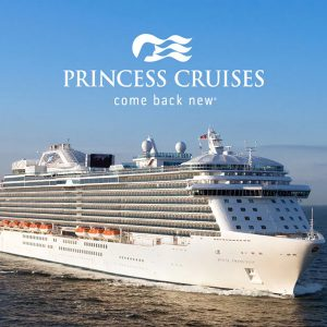 Princess Cruises: Up to $600 Onboard Credit + FREE Room Upgrade