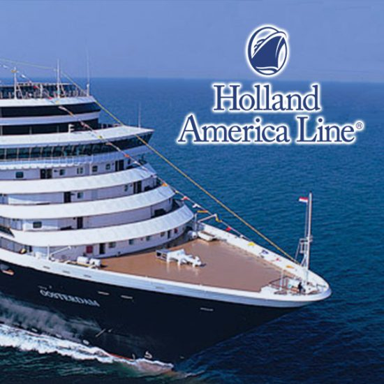 Holland America Line: Up to $1,200 in Bonuses + Reduced Fares