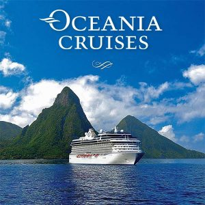 Up to $200 Onboard Credit per Stateroom