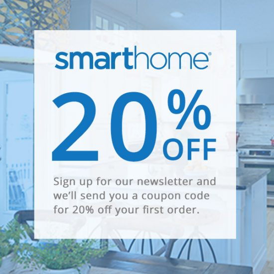 20% Off w/ Newsletter Sign Up