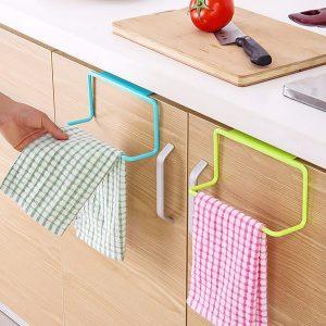 73% Off Bathroom Cabinet Towel Rack