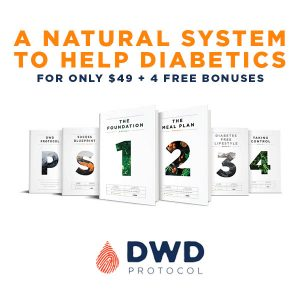 2 Free Weeks of Natural Stystem for Diabetics + 4 Books for Free