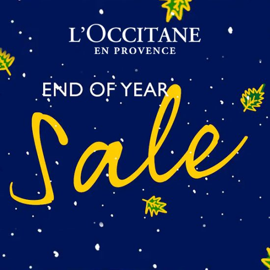 End of Year Sale: Up to 50% Off Past-Season Favorites