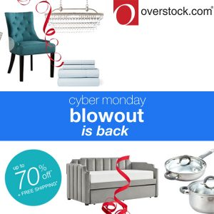 Cyber Monday Blowout Up To 70 Off Free Shipping Overstock