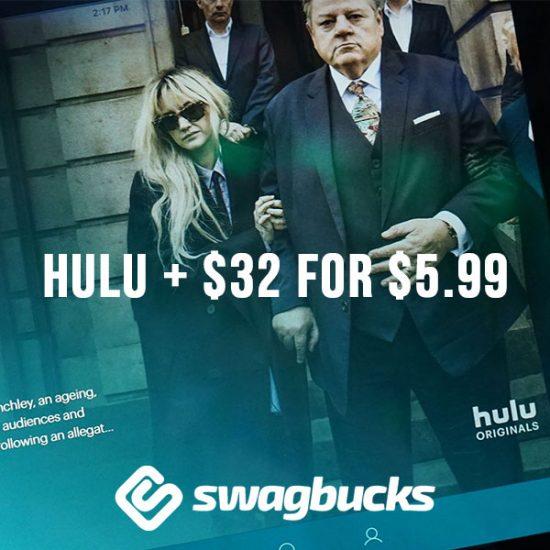 Free $40 Amazon Gift Card w/ Hulu Sign Up Senior Discounts Club
