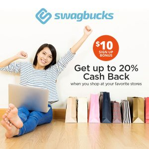Get a $10 Sign Up Bonus + Up to 20% Cash Back