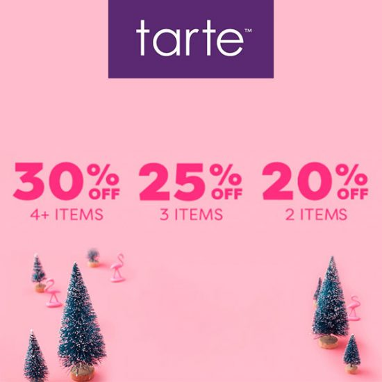 Up to 30% Off on Cosmetics and FREE Shipping With Code