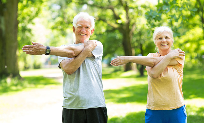 Improve Your Health with These 6 Safe and Easy Exercises