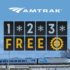 Earn FREE Summer Travel by Taking Three Roundtrips This Winter