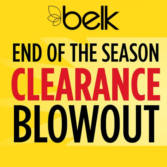 End of Season Clearance Blowout: Up to 85% Off