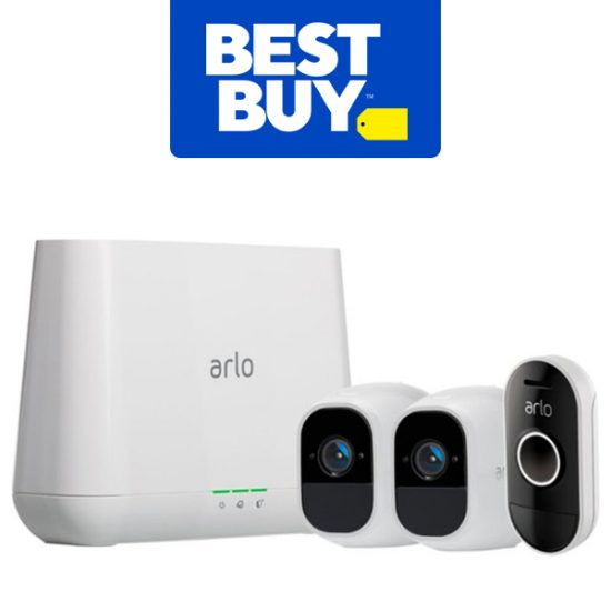 Up to $100 Off on Select Arlo Security Devices