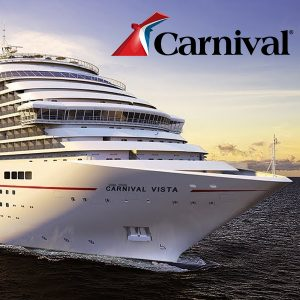 Carnival Cruises Giveaway: Enter to Win a FREE 7-Night Cruise