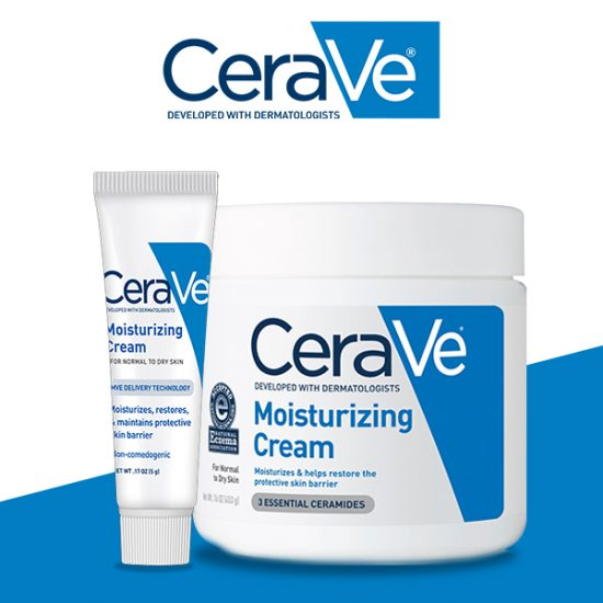 FREE Moisturizing Cream Sample (No Purchase Necessary!)
